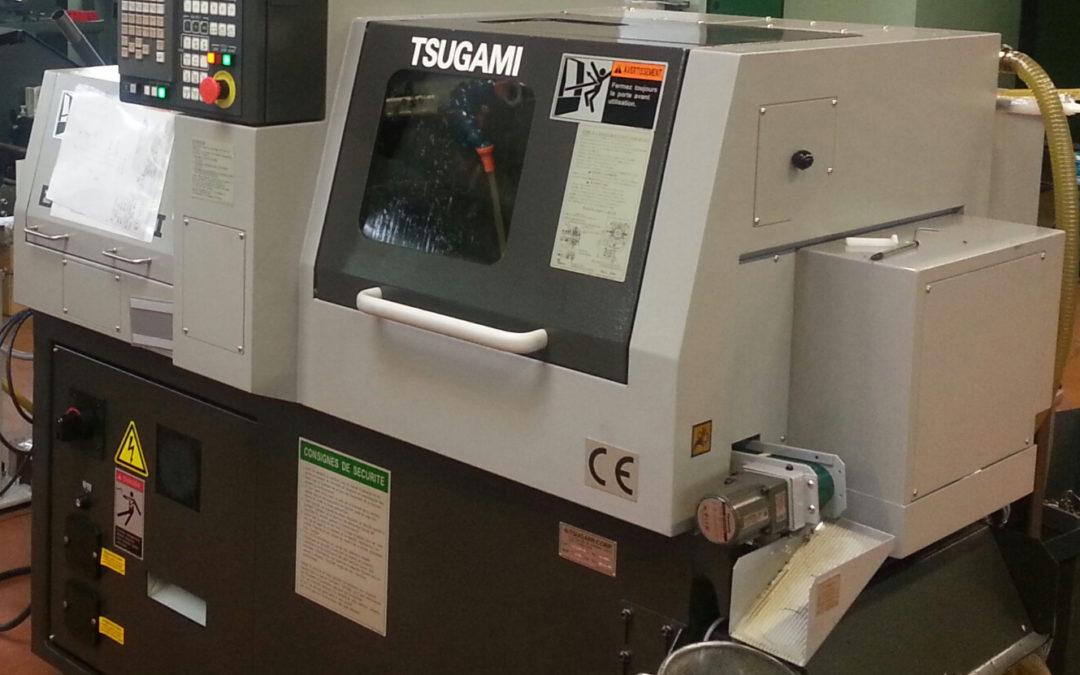 Commande numérique Tsugami